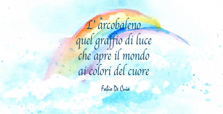 Aforisma: l'arcobaleno